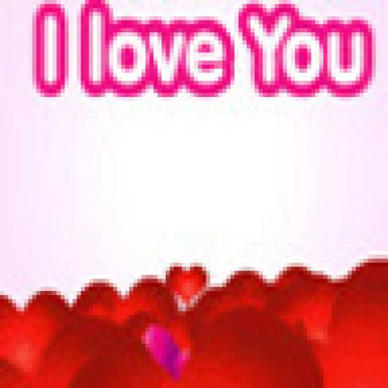 L Love You Wallpapers : mat denan: Sweety kiss