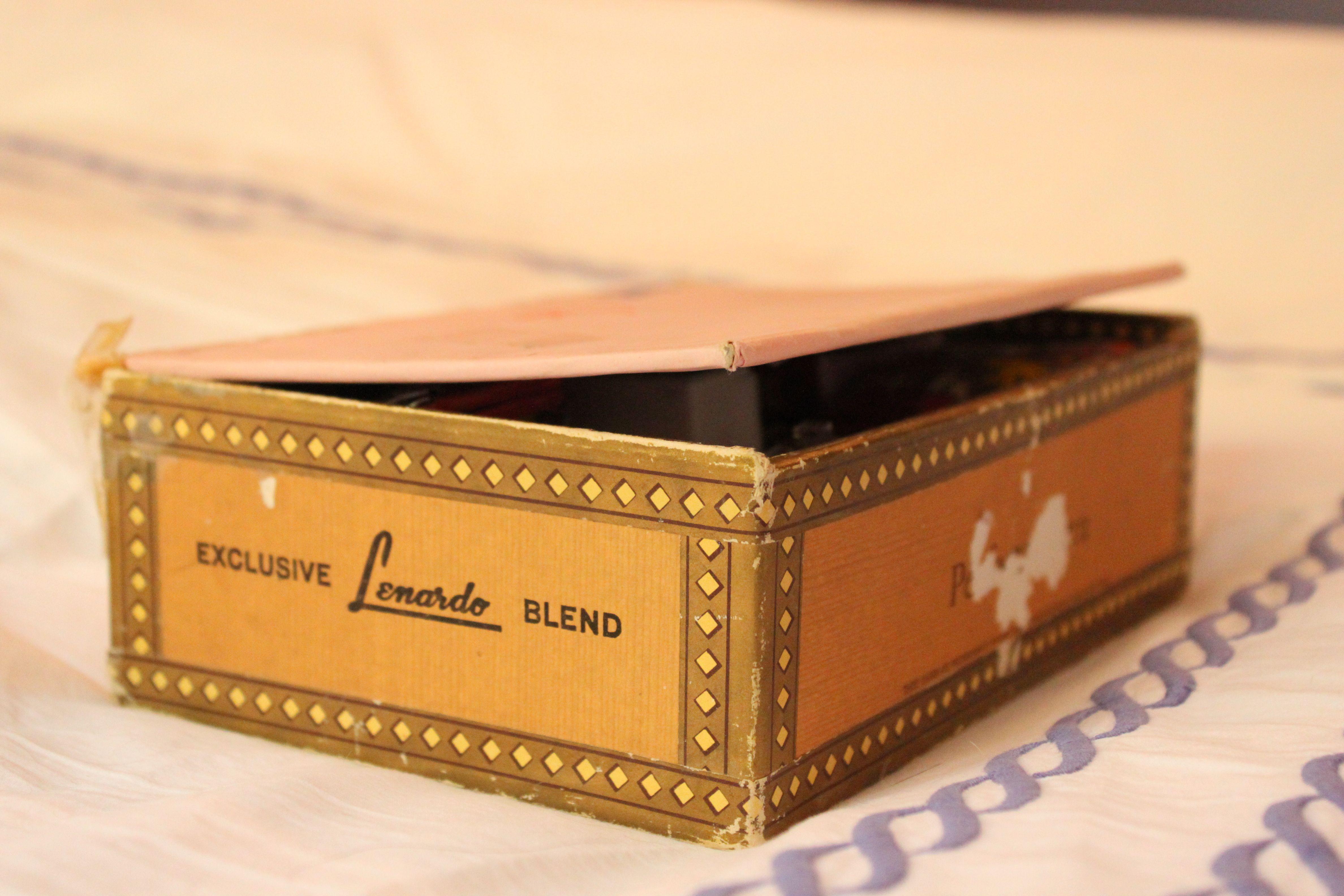 treasure box dalai lina