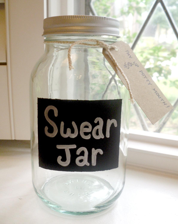 Swear Jar Dalai Lina